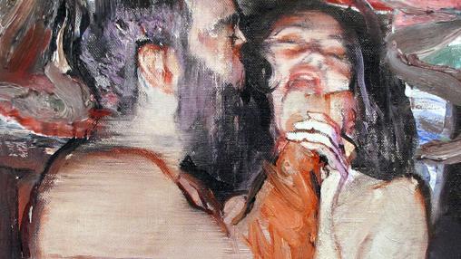 Obra de la serie «El amor es más frío que la muerte»