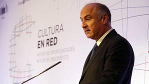 Lectura, piratería y mecenazgo, claves del Plan Cultura 20/20