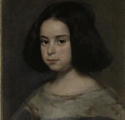 «Retrato de una niña», de Velázquez