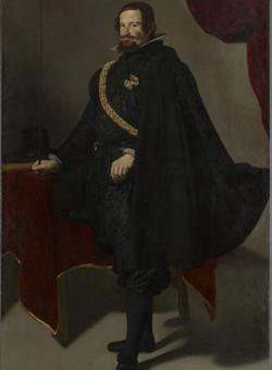 «Retrato del Conde-Duque de Olivares», de Velázquez