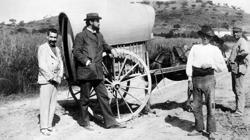Archer Milton Huntington, siguiendo la ruta del Cid de Burgos a Valencia en 1892