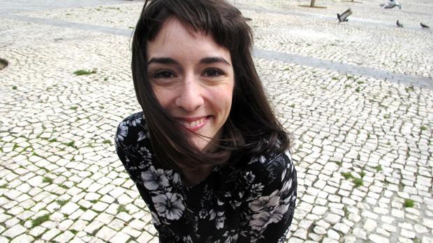 Carmen González Castro nos dedica este «selfie»