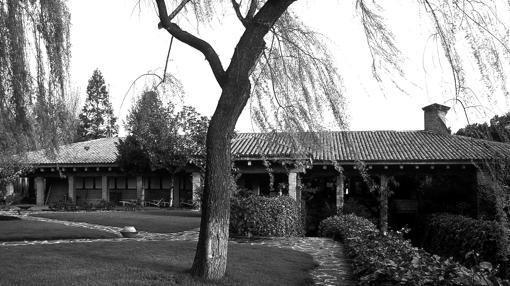 Casa Gómez-Acebo en La Moraleja (1966-1968). Fue demolida hace unos años