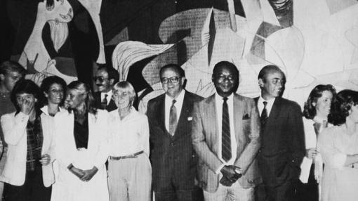 Hubo lágrimas en la despedida del MoMA en 1981