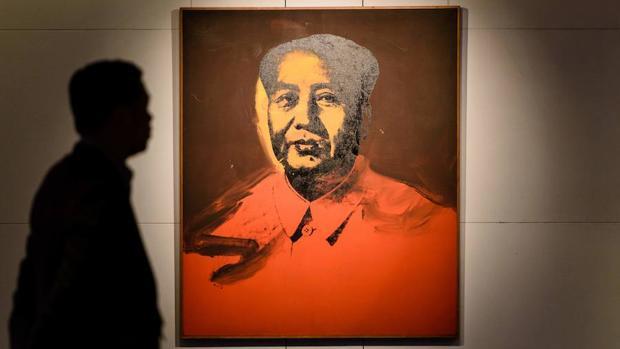 El Mao de Warhol, vendido en Hong Kong por más de once millones de euros