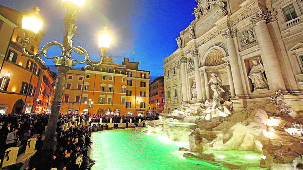 Italia limitar el n mero de turistas for Numero parlamentari italia