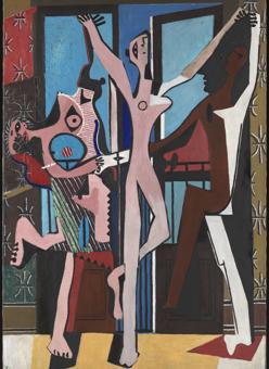 «Las tres bailarinas» (1925), Tate, Londres