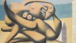 «Figuras al borde del mar» (1931). Museo Picasso de París