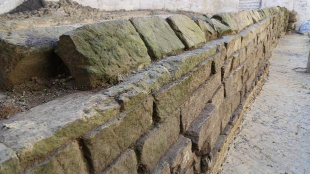El acueducto descubierto en el metro es el más antiguo de Roma