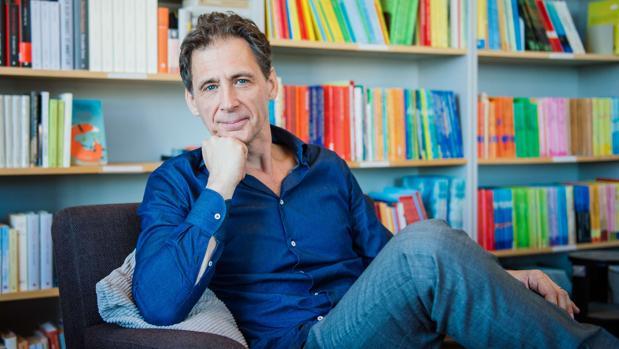 El sueco David Lagercrantz, autor de «El hombre que perseguía su sombra»