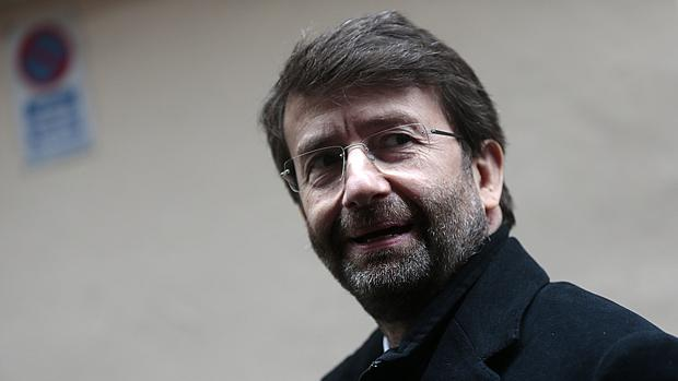 El ministro de Cultura italiano, Dario Franceschini