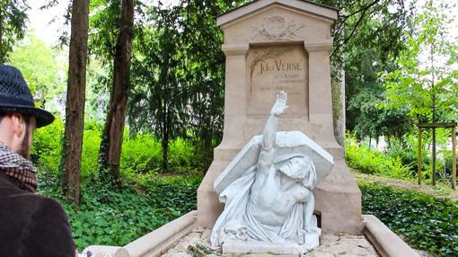 La tumba de Julio Verne