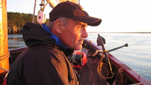 Hamish Fulton, en una imagen de archivo