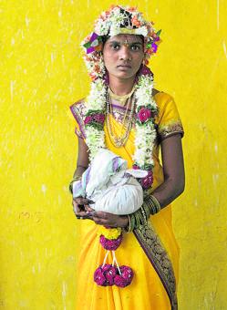 Shirvani, en el día de su boda