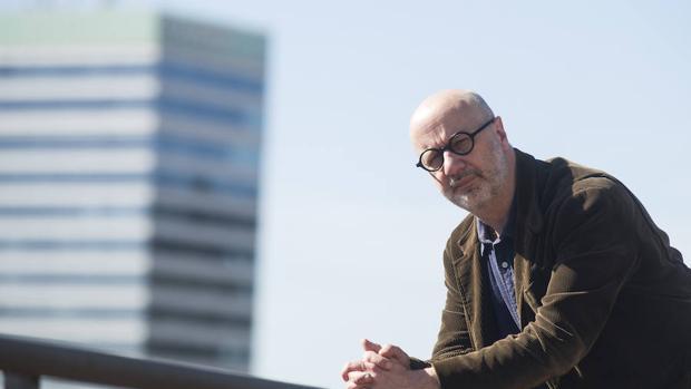 Rodrigo Fresán, autor de «La parte soñada»