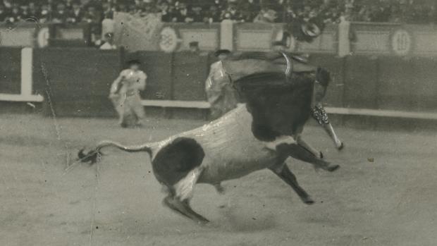 Resultado de imagen de Cogida y muerte de Florentino Ballesteros