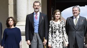 En imágenes: Los Reyes entregan a Eduardo Mendoza el Premio Cervantes