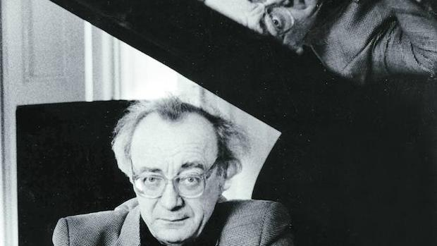 El pianista Alfred Brendel