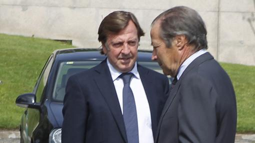 Curro Vázquez y Fernando Domecq