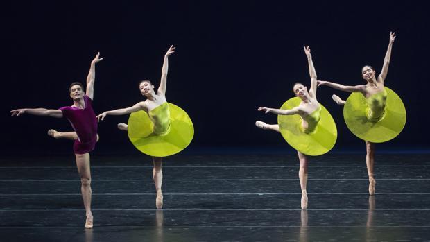 Dos de los grandes de la danza, Forsythe y Béjart, se reúnen en Madrid