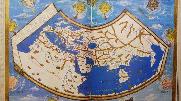 De Ptolomeo Al T En O Medieval Y La Irrupcion De America Asi Ha