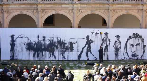 Hemeroteca: Miquel Barceló instala su Arca de Noé | Autor del artículo: Finanzas.com