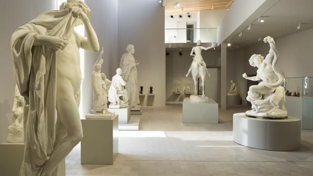 Um dos o museu dedicado a Camille Claudel