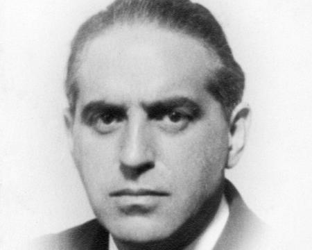 Gregorio Marañón, fotografiado hacia 1935