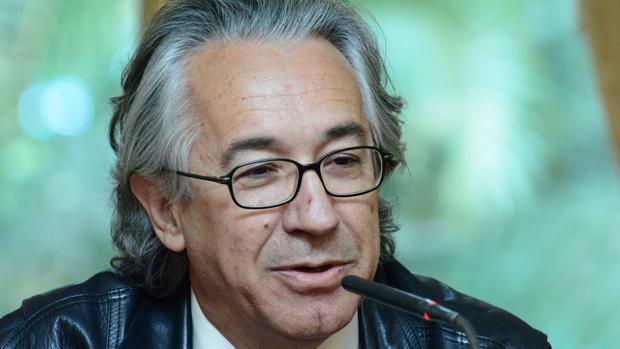 Juan Malpartida, autor de «Margen interno»