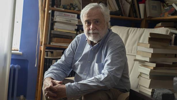 Miguel Sánchez-Ostiz, autor de «Las Pirañas»