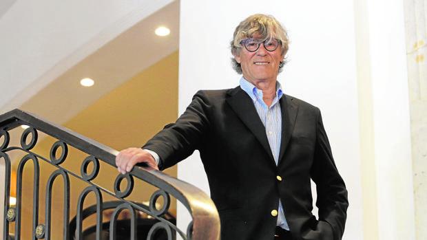 Simón Casas, esta semana en Sevilla