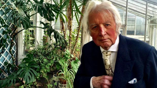 El historiador Hugh Thomas