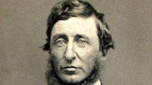 Retrato de 1856 del ensayista, poeta, filósofo y naturalista Henry David Thoreau