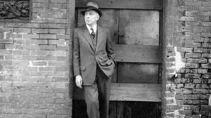 El reportero Joseph Mitchell