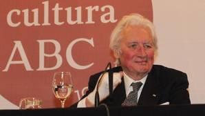 Thomas, en una intervención en el Aula de Cultura de ABC