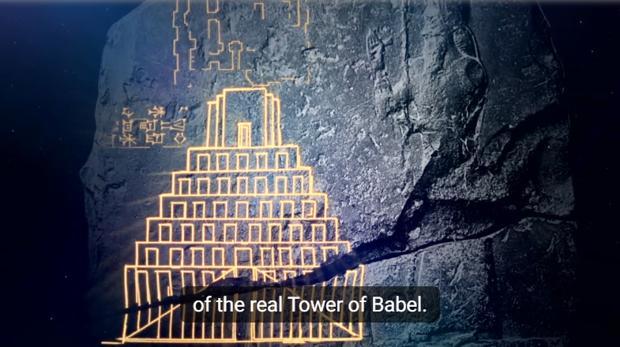 Captura del vídeo de la revista Smithsonian