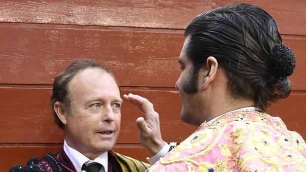 Morante y Pepe Luis
