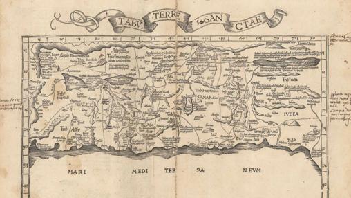 Tabula Terre Sanctae