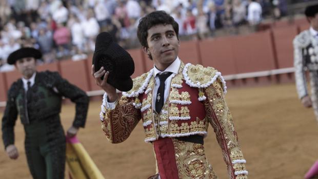Leo Valadez da la vuelta al ruedo