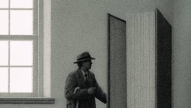 Quint Buchholz recreó en «El libro de los libros» (Nórdica) su particular homenaje a estos «objetos de culto». En la imagen, detalle de una de sus ilustraciones