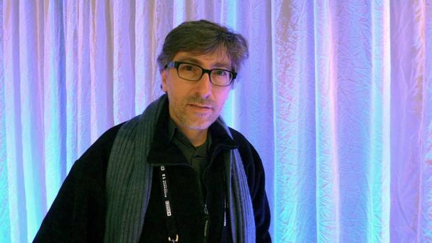 El escritor y cineasta David Trueba, autor de «Tierra de campos»