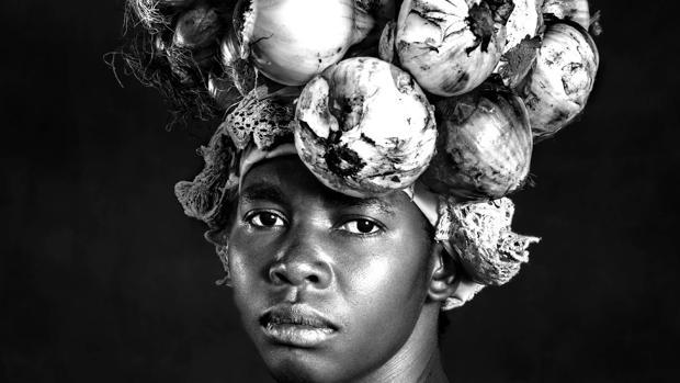 Fotografía de Isabel Muñoz de «Mujeres del Congo»