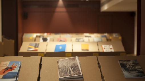 Muestra de la exposición de PHotoEspaña en la Biblioteca Nacional
