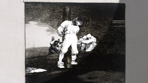 Una de las obras expuestas en El Prado