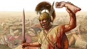 Los crueles hábitos de los soldados que desangraron a las legiones