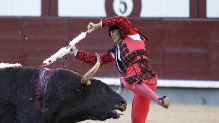 Víctor Manuel Martínez fue prendido por el peligroso quinto