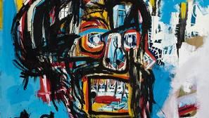 El lienzo «Untitled» de 1982 de Basquiat, nuevo récord del artista