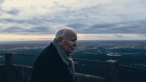 Eduardo Lourenço en el filme «O labirinto da saudade», de Miguel Gonçalves Mendes dedicado al escritor portugués