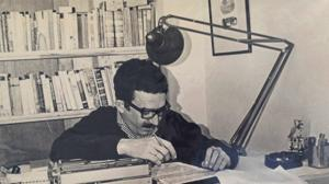 El autor colombiano revisa el texto de «Cien años de soledad»