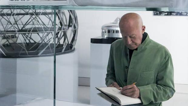El arquitecto Norman Foster